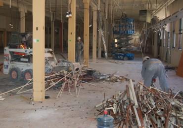 строителни отломки и рециклиране
