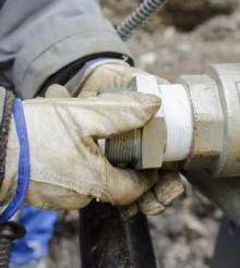 Инструменти и материали за смяна на щрангове