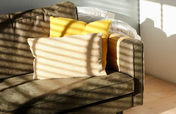 пълнеж за диван от кожа