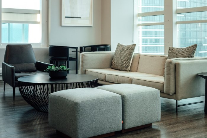 Мебели от Монема